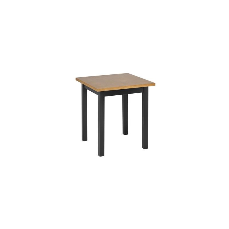 Mesa madera pino 70 for Mesa 70x70 madera