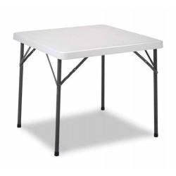 Mesa Catering Plegable 88x88 cm