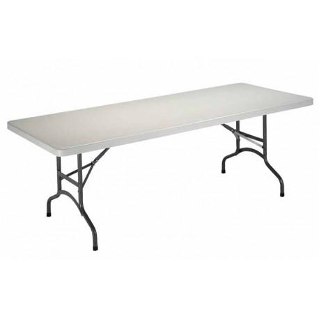 Mesa Catering Plegable 160x45 cm