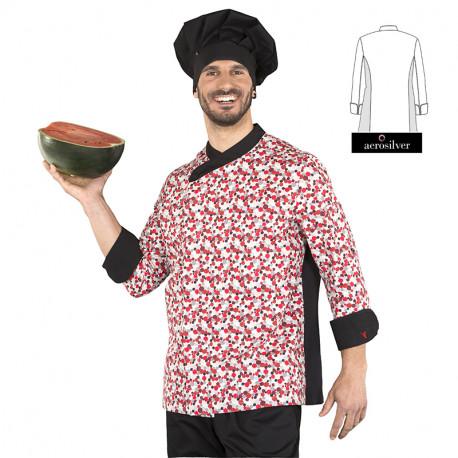 Chaqueta cocina Unisex Olmo