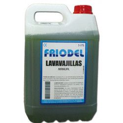 LAVAVAJILLAS MANUAL 5L