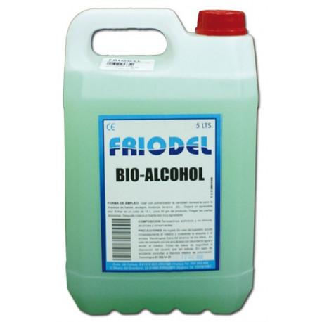 DETERGENTE BIO ALCOHOL 5L