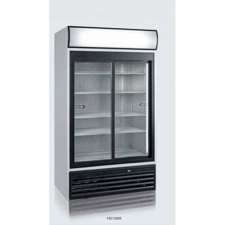 Armario Refrigeracion FSC1200S Puertas correderas