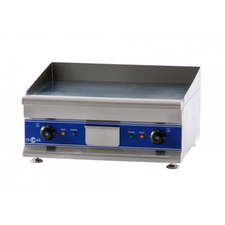 Plancha Electrica con cromoduro PLE-600CD